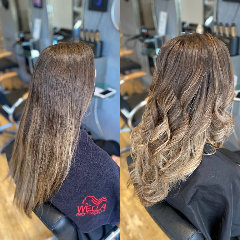 shelby balayage back